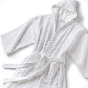 Suit Up Your Sports Team with Boca Terry Robes & Accessories