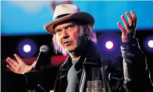 Grammy Winner, Neil Young, Breaks the Silence Regarding Organic Cotton